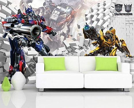 Bumblebee And Optimus Wallpaper 3d Image Num 63