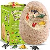 Giant Dinosaur Eggs - Jumbo Dino Egg Dig Kit with 12...