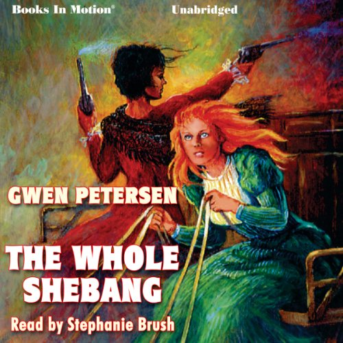 The Whole Shebang audiobook cover art