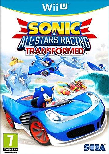 Sonic & All-Stars Racing : Transformed - édition limitée [Edizione: Francia]