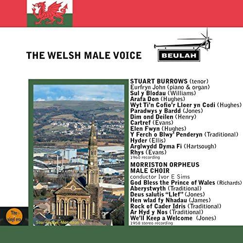 Stuart Burrows, Eurfryn John & Morriston Orpheus Male Choir