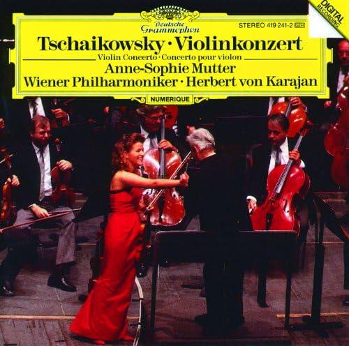 Herbert von Karajan, Wiener Philharmoniker, Anne-Sophie Mutter & Pyotr Ilyich Tchaikovsky