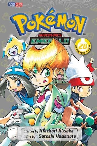 POKEMON ADVENTURES GN VOL 28.