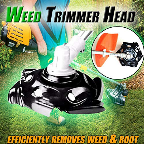 Great Features Of Uchada 2019 Break-Proof Rounded Edge Weed Trimmer Edge