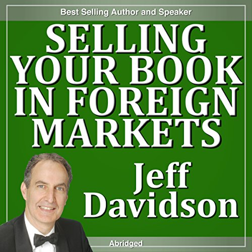 Selling Your Book in Foreign Markets cover art