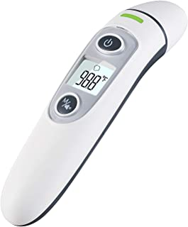Infrared Thermometer Body Thermometer with LCD Display IR Thermometer with Ear Canal and Forehead Functions Temperature De...