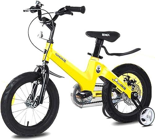 Kinder-fürrad für Kinder des Freestyle-Jungen für Jungen, in der Größe mit Stabilisatoren, Original-Kinder-Kinderfürrad, Kinderfürrad, Radsportrad, blaue Trainingsr r, Wasserflaschenschutzblech