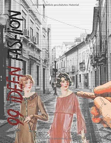 99 Ideen -Fashion-: Dein Kreativ-Journal, 8,5x11