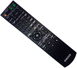 Replaced Remote Control for Sony DAV-HDX576W HCDHDX287WC DAVHDX475 DAV-HDX285 HCD-HDX277 Home Theater Audio/Video Receiver AV System