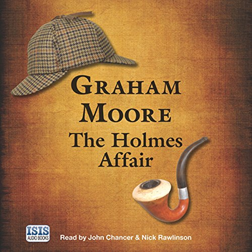 The Holmes Affair cover art