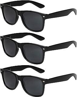 057f78cd6d X-CRUZE® - Lunettes de soleil unisexe, femmes, hommes - Style Nerd
