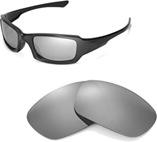 Walleva Lenses for Oakley Fives Squared Sunglasses -Multiple Options Available