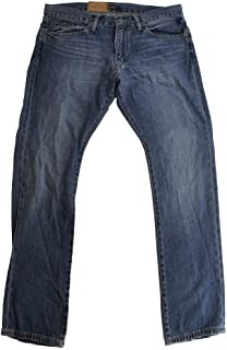 Men's Varick Slim-Straight Jeans Blue 33x30