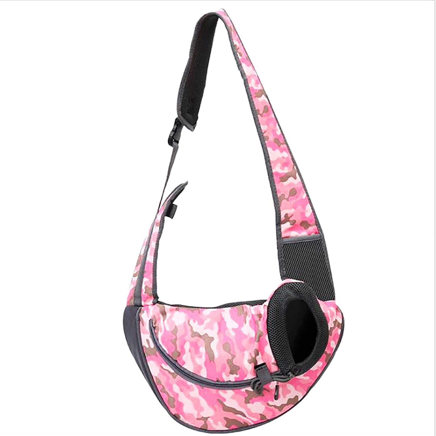 Pet Max Selling and selling 60% OFF Carrier Bag Dog Cat Sling Travel Breathable Safe