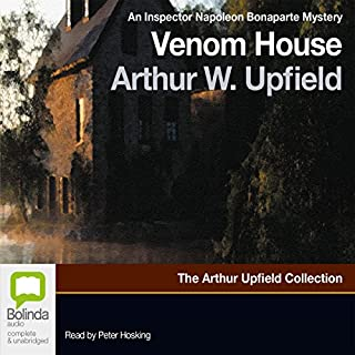 Venom House cover art