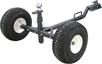 Tow Tuff TMD-800ATV ATV Weight Distributing Adjustable Trailer Dolly