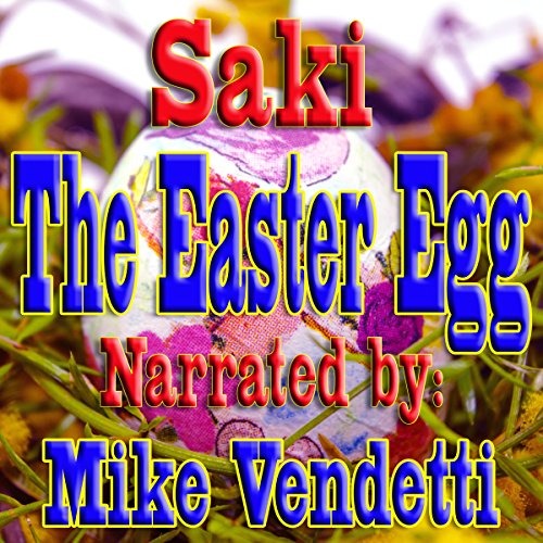 The Easter Egg audiobook cover art