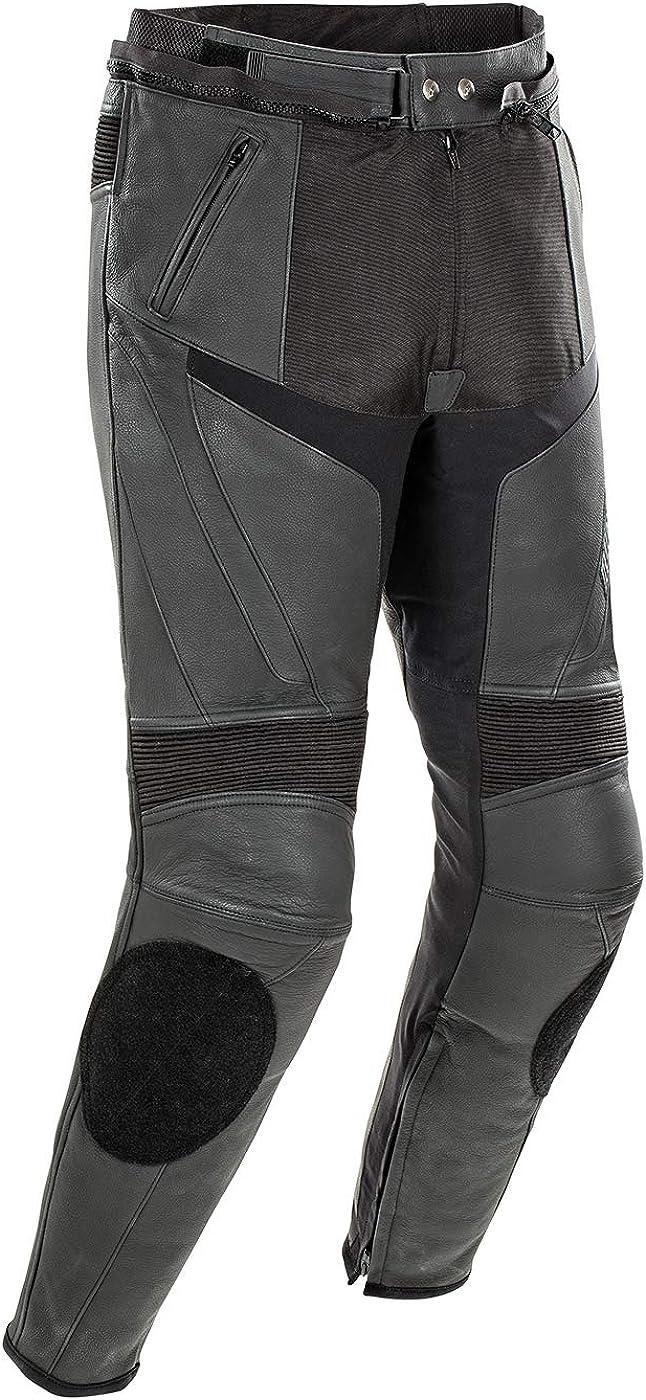 Joe Rocket Stealth New item Sport Men's Large discharge sale Pants Motorcycle Black Leather