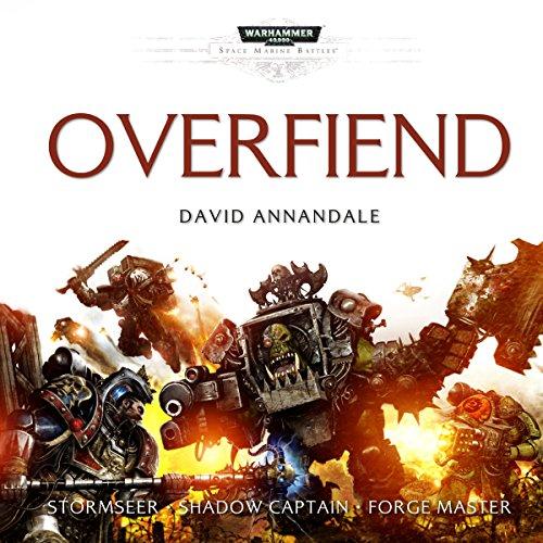 Overfiend: Warhammer 40,000 audiobook cover art