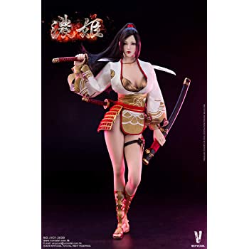 VERYCOOL1/6 フィギュア 濃姫 ヘッド 服セット 戦国美人 戦国姫 アクションフィギュア VCF-2039