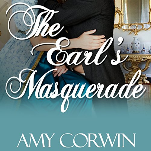 The Earl's Masquerade audiobook cover art