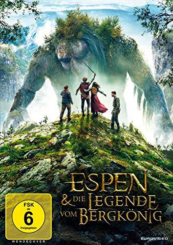 Espen & die Legende vom Bergkönig
