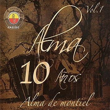 Alma 10 Años, Vol. 1