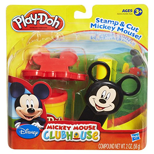 Play-Doh Mickey Mouse Clubhouse Set (Mickey)