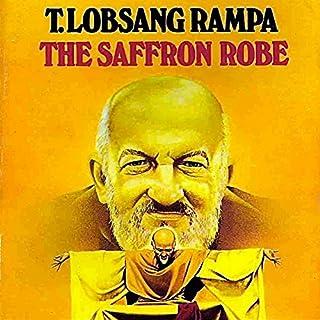 The Saffron Robe audiobook cover art