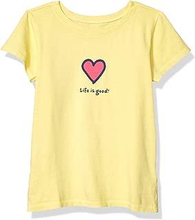 Girls Vintage Crusher T-Shirt