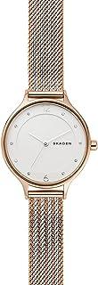 Skagen Anita Women's White Dial Stainless Steel Analog Watch - SKW2749