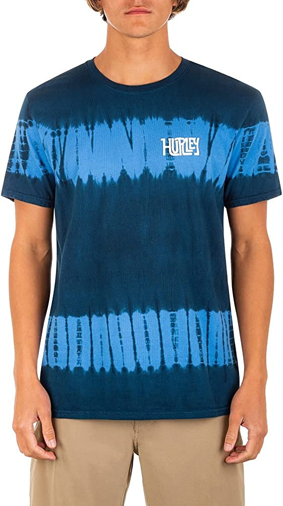 trust Hurley Men's Everyday T-shirt Branded goods Washed Graphic