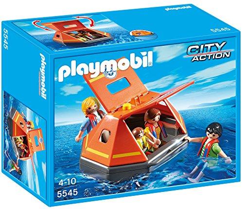 Playmobil 5545 - Balsa de Salvamento