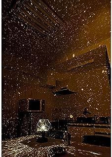 Astro Planetarium Star Celestial Projector Cosmos Romantic Light Night Sky Lamp