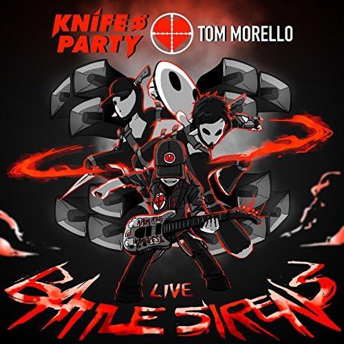 Knife Party & Tom Morello