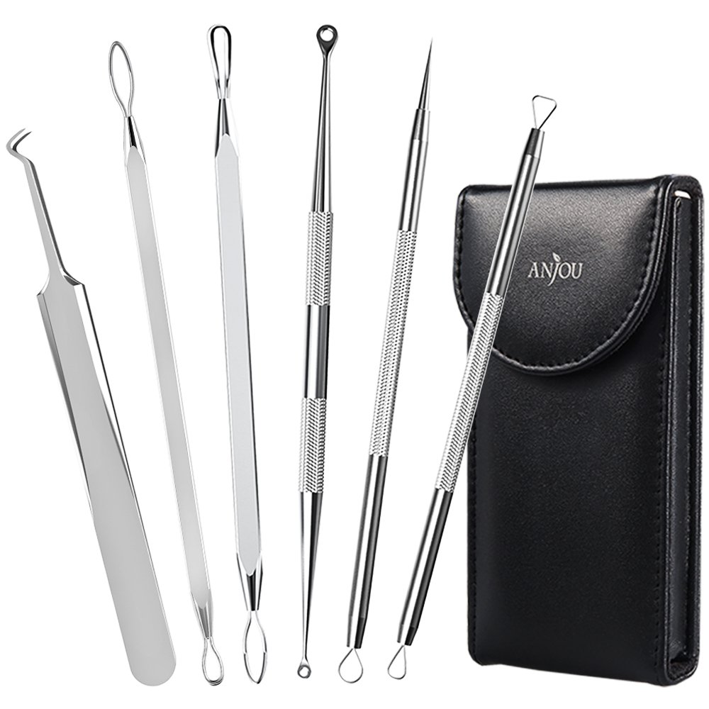 Anjou Blackhead Professional Stainless Extractor