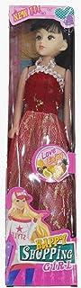 Habary Toys Doll Set-Happy Shopping Girl - MJM276