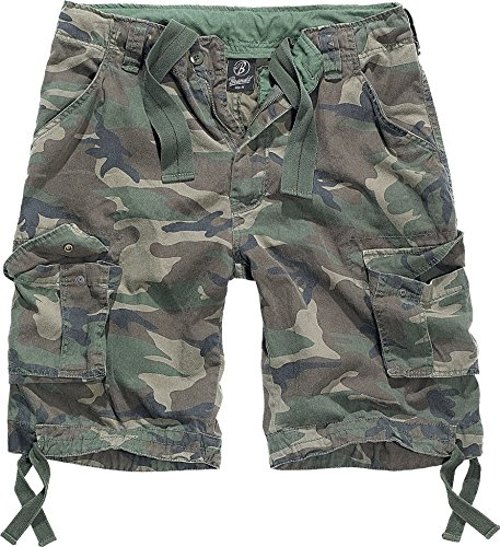 Brandit Urban Legend Short Woodland M