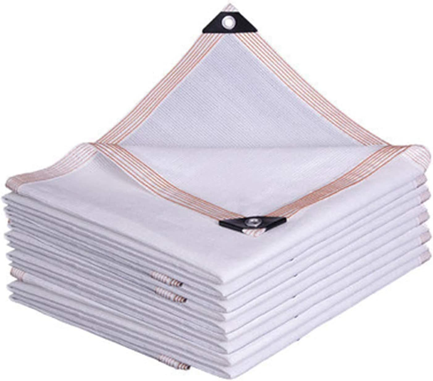 All stores are sold LIXFDJ Sun protectionMesh Tarps Shade Super beauty product restock quality top Su 85% Cloth Fabric