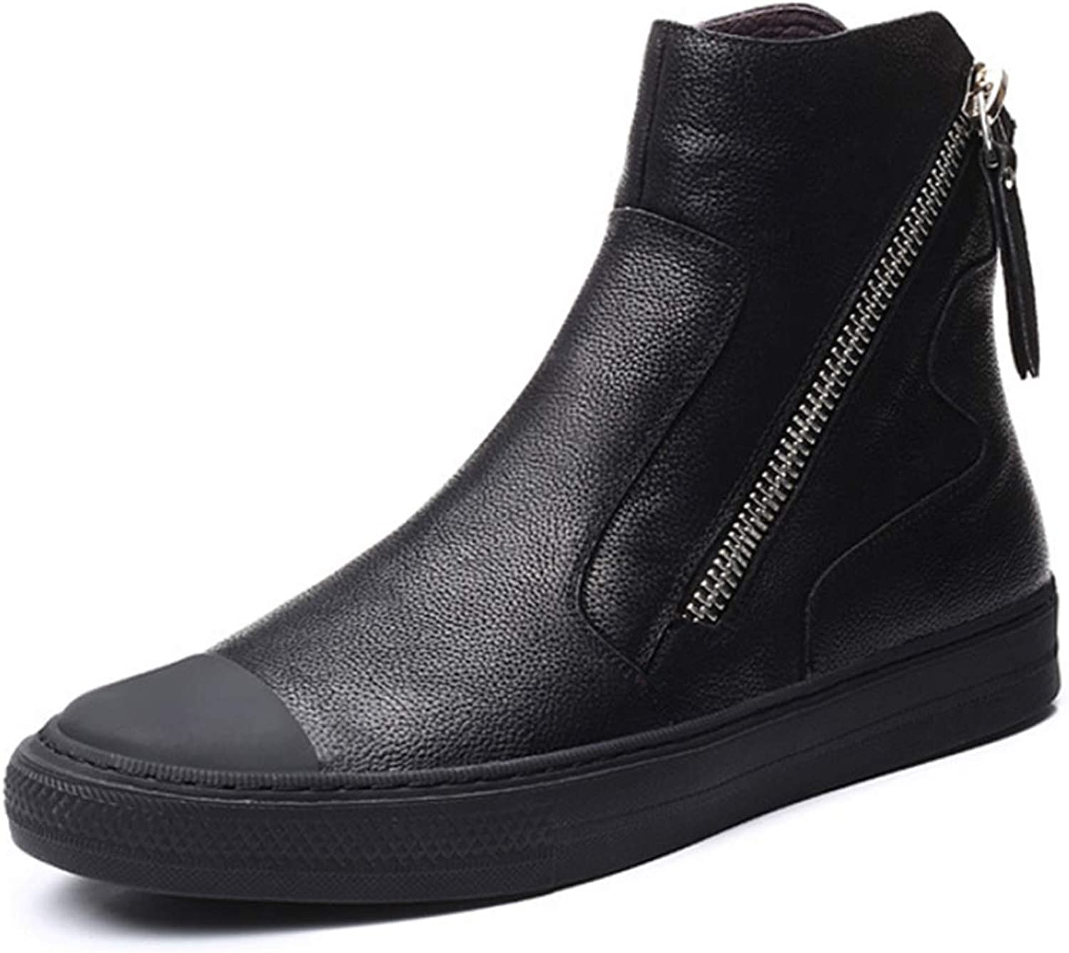 Men's Fashion Martin Boots High-top Casual Sports shoes Ankle Boots