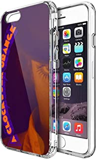 Case Phone Anti-Scratch Cover Motion Picture A Clockwork Orange Movie in The Future A Sadi Movies (5.5-inch Diagonal Compatible with iPhone 6 Plus, iPhone 6s Plus)