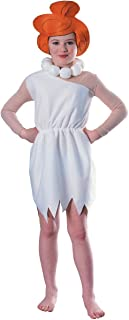 Girls Wilma Flintstone Costume - Child Medium
