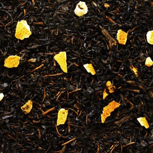 Schwarzer Tee lose Sylter Mischung Nelken, Orangen, Vanille Schwarztee 100g