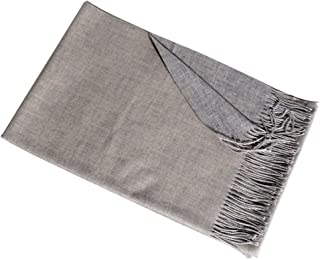 Wiwsi Womens Soft Cashmere Feel Faux Pashmina Shawls Wraps Winter Scarf Scarves