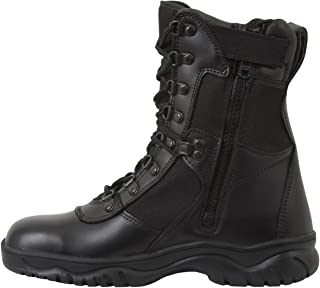 Forced Entry Tactical Boot with Side Zipper / 8