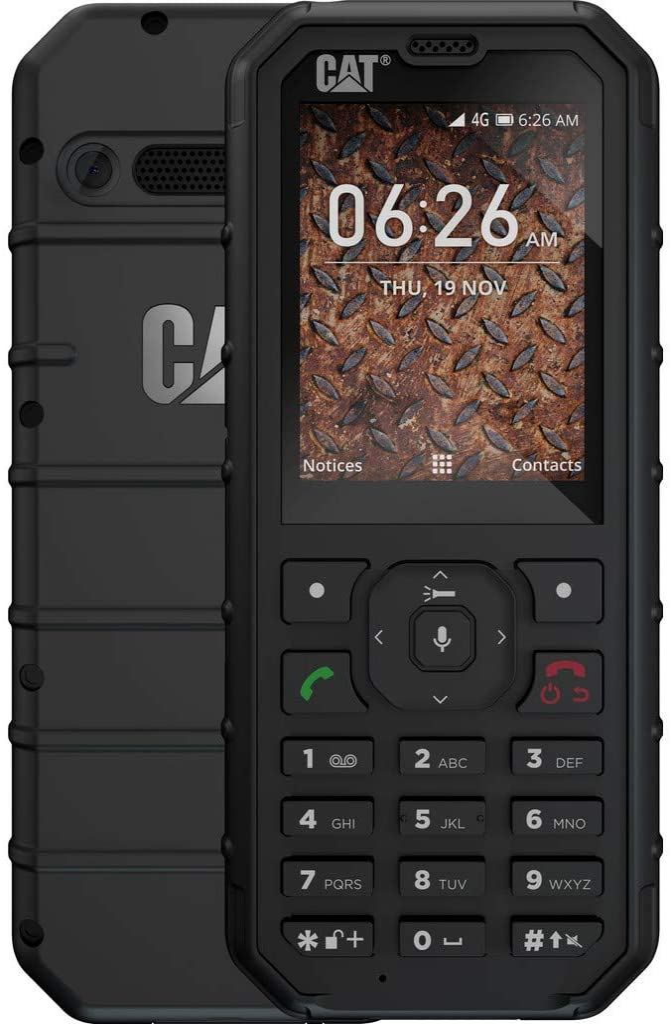 Caterpillar CAT B35 Dual-SIM 4GB IP68 GSM Factor No CDMA Only Sale Special Cheap Price