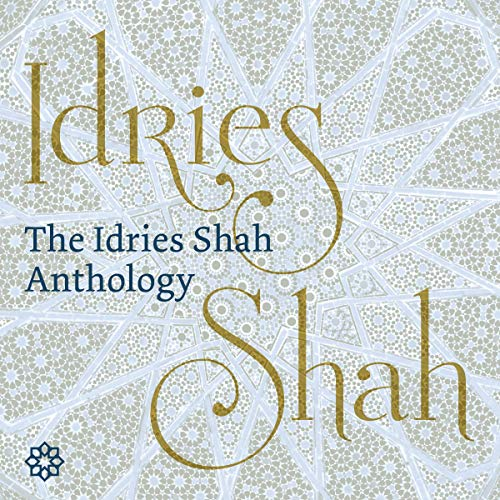 The Idries Shah Anthology cover art