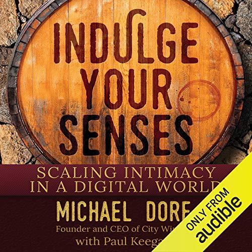 Indulge Your Senses audiobook cover art