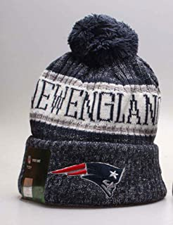 new era beanie patriots