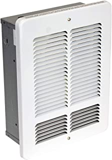 KING W2420-W W Series Wall Heater, 2000-Watt / 240-Volt, White